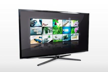 fladskærms tv pricerunner