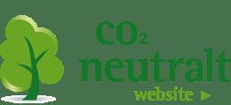 Vi er CO2 neutrale